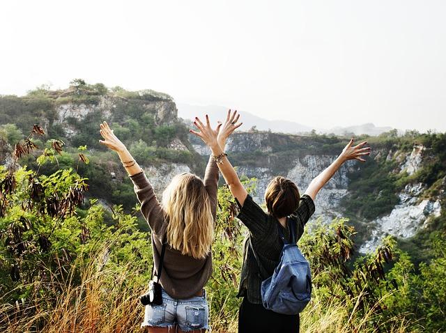svoboda v horách