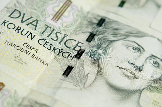 detail české dvoutisícovky