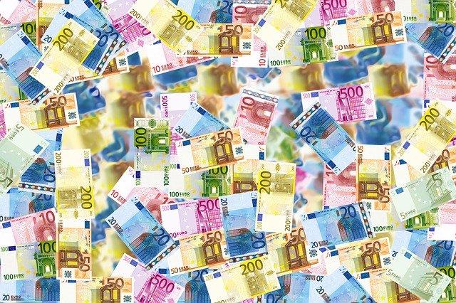 bankovky Evropské unie