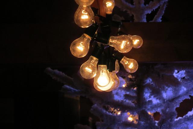 elektrické osvětlení